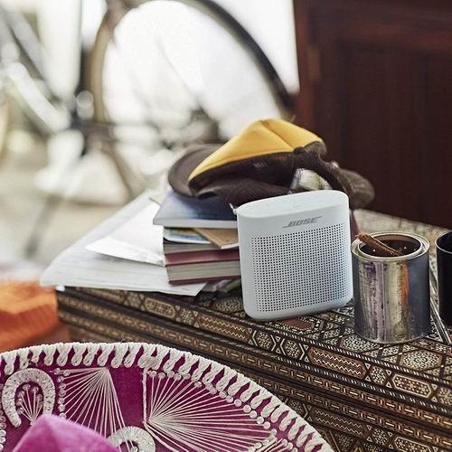 Bose Sound Link Color II 蓝牙无线音箱 129.99加元(4色),原价 169加元,包邮