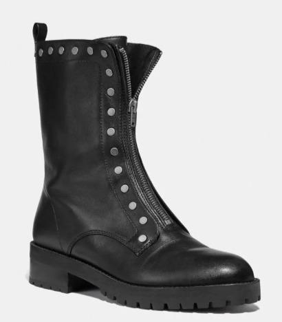 白菜价!Coach女士折扣区休闲鞋、渔夫鞋、穆勒鞋、短靴 3折起!
