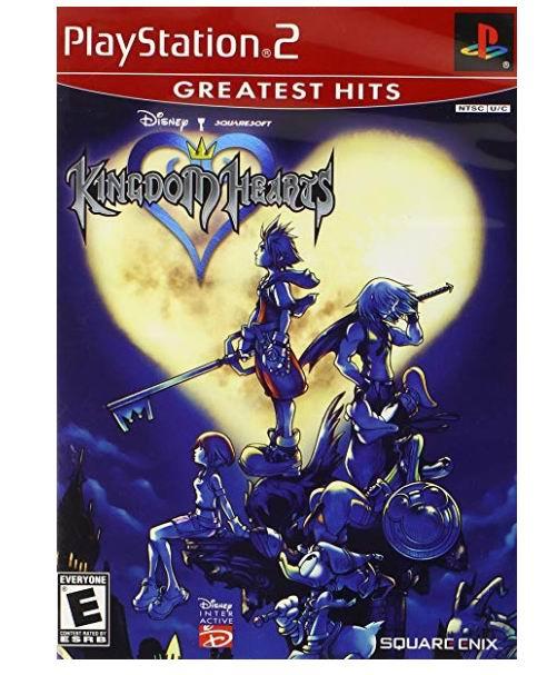 PS2 《Kingdom Hearts:王国之心》游戏 19.54加元