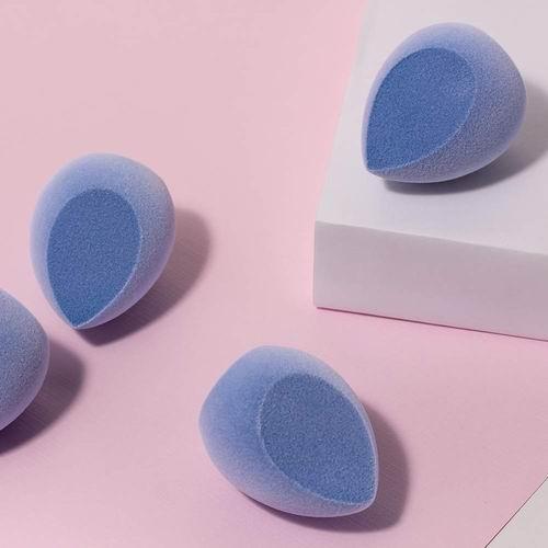 JUNO&Co 超细纤维天鹅绒海绵美妆蛋 4个装 4.7折 16.99加元,原价 35.81加元