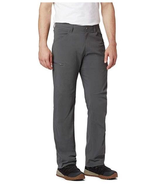 Columbia Silver Ridge II 男士防晒弹力裤 26.33加元(28×32),原价 70.31加元