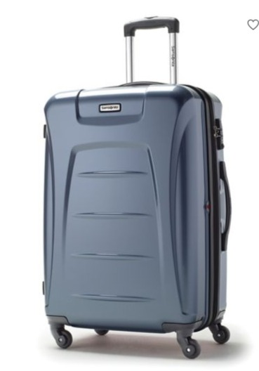 Samsonite Winfield 3  31英寸拉杆行李箱 93.75加元,原价 500加元