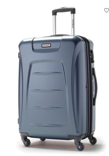 Samsonite Winfield 3  31英寸拉杆行李箱 93.75加元,原价 500加元