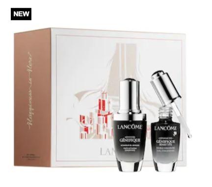 手慢无!Lancome 小黑瓶 2件套 98加元,原价 139加元(价值 198加元),包邮