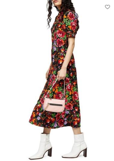 Topshop精选印花连衣裙、性感连衣裙、衬衣4折 33加元起