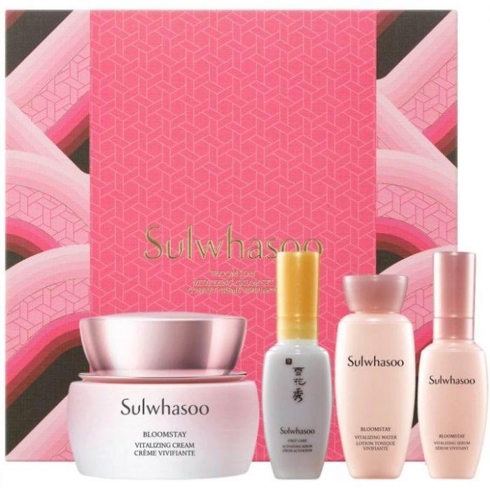 Sulwhasoo 新款限量雪花秀樱花系列护肤套装 205加元