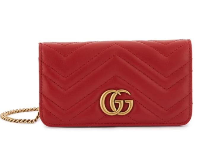Gucci 精选美包、美鞋6.7折起+无关税 !卡包 214加元、GG Marmont斜挎包1357加元!Morsetto复古单肩包2283.04加元