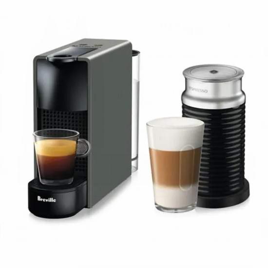 Delonghi 德龙 Nespresso Essenza Mini 迷你胶囊咖啡机+Aeroccino奶泡机 134.99加元包邮!