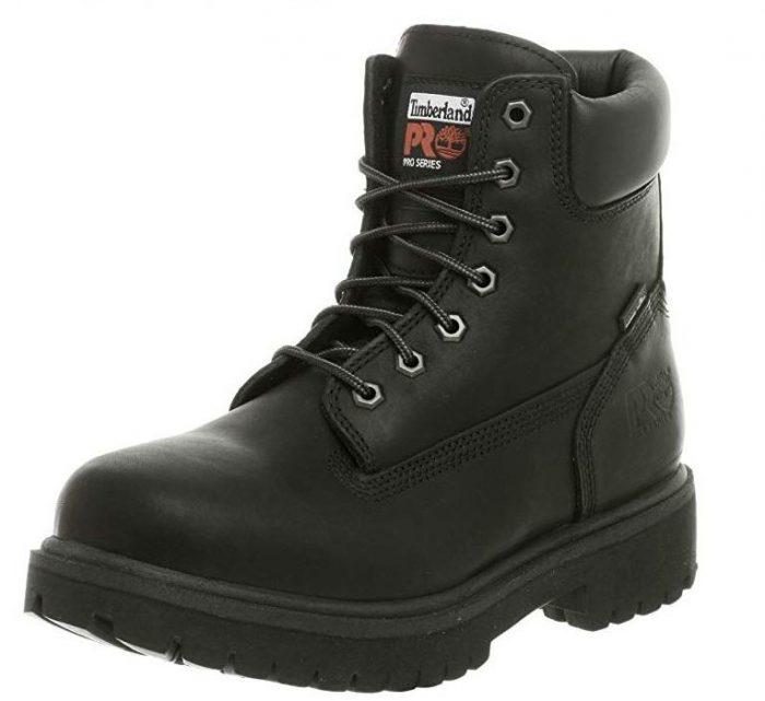 Timberland PRO Soft Toe 男士短靴 92.25加元,原价 184.63加元,包邮