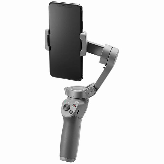 历史新低!DJI 大疆 OSMO Mobile 3 灵眸手机云台 129加元包邮!