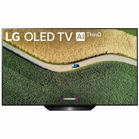 历史最低价!LG OLED77B9PUA B9系列 77英寸 4K Ultra HD智能电视5.6折 4997.99加元包邮!