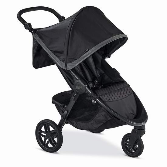 Britax 英国宝得适 B-Free 成长型婴儿推车 8折 399.97加元包邮!