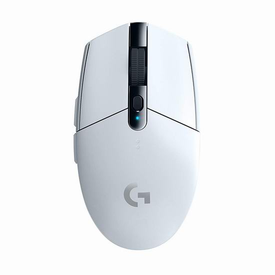 历史最低价!Logitech 罗技 G305 LIGHTSPEED 无线游戏鼠标 56.99加元包邮!