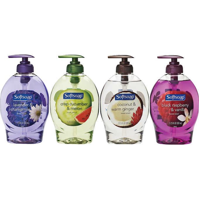 精选多个品牌洗手液 2.99加元起特卖, 防病毒别忘了勤洗手