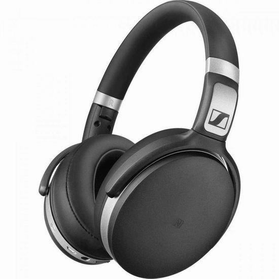 Sennheiser 森海塞尔 HD 4.50 BTNC 蓝牙无线 封闭式头戴耳机6.5折 149.95加元包邮!