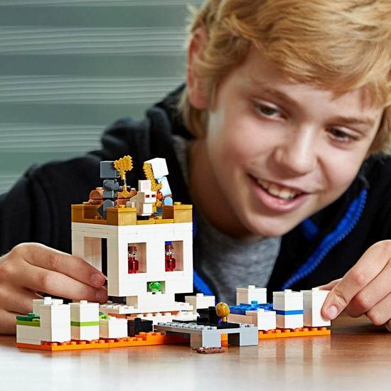 历史新低!LEGO 乐高 21145 骷髅头竞技场(198pcs)3.6折 9加元!