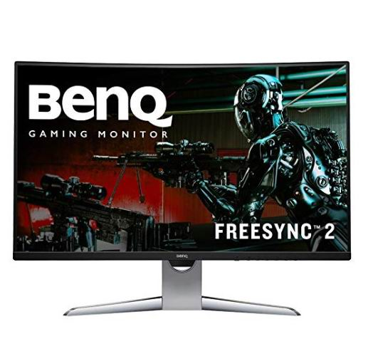 BenQ EX3203R 32英寸144Hz 曲面游戏显示器 6.2折 499.99加元,原价 799.99加元,包邮