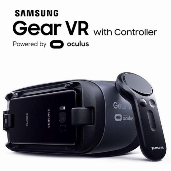 金盒头条:历史新低!Samsung 三星 SM-R325 Gear VR 虚拟现实眼镜+控制器套装 134.99加元包邮!
