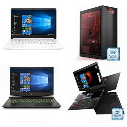 精选多款 HP 惠普 笔记本电脑、游戏本、台式机限时促销,低至249.99加元!