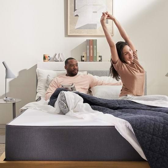 精选多款 Casper 超舒适 记忆海绵床垫 全场6折清仓!低至405加元!