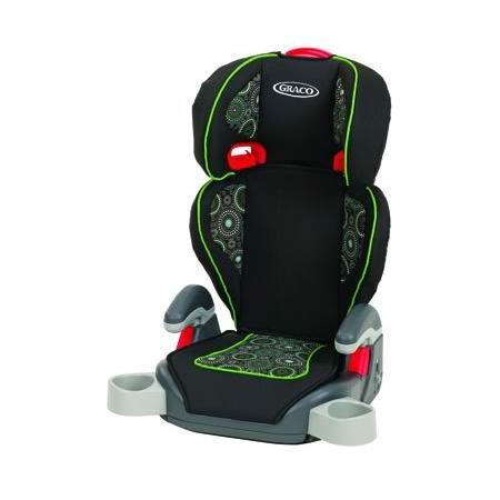 历史新低!Graco Highback Turbo 二合一 高靠背 儿童安全座椅5.9折 49.97加元包邮!