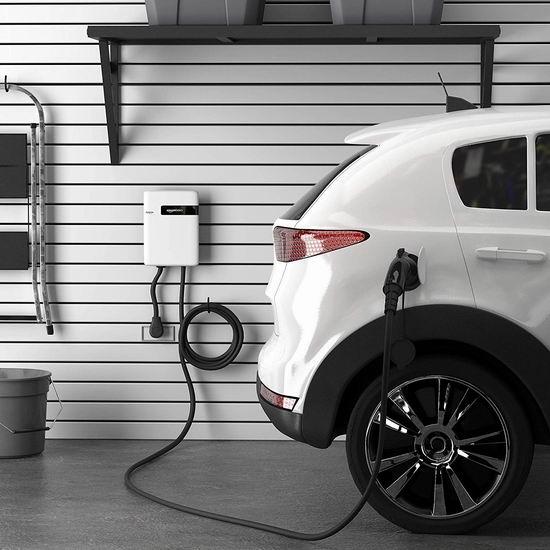 历史新低!AmazonBasics 电动汽车 EV 2级充电器5.7折 439.69加元包邮!