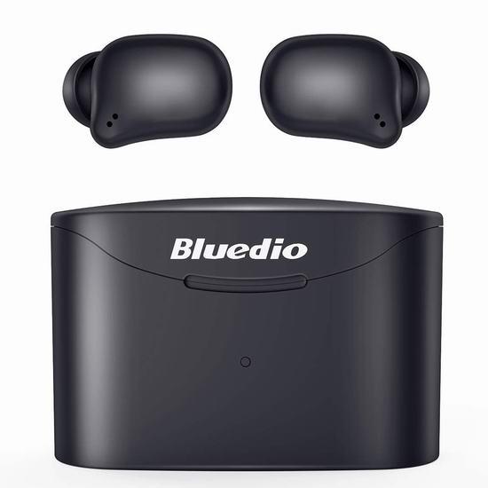 历史最低价!Bluedio 蓝弦 T Elf 2 真无线耳机 19.99加元!