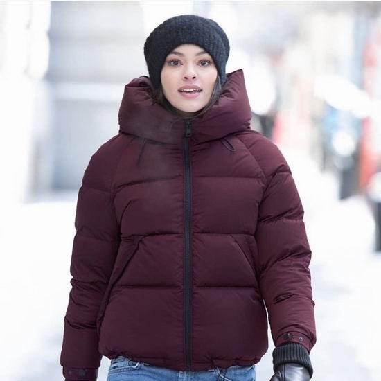 Soia & Kyo 冬季清仓!精选女款时尚羽绒服、大衣外套、围巾、皮手套等4折起+额外9折!