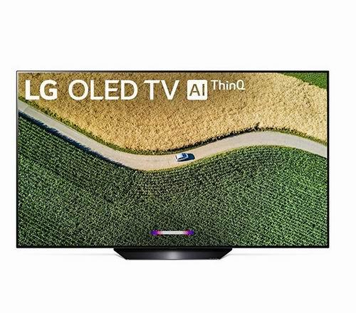 LG OLED77B9PUA B9系列 77英寸 4K Ultra HD智能电视 6.7折 5997.99加元,原价 8999.99加元,包邮