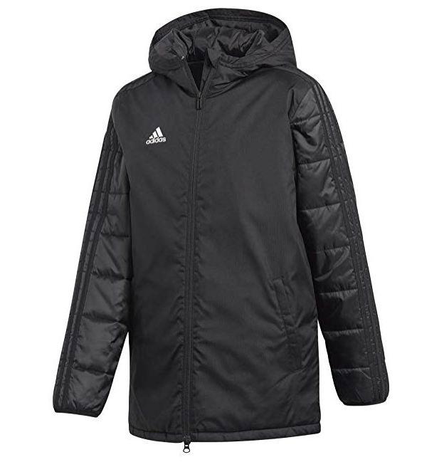 白菜价!adidas JKT18 女童训练运动冬季外套 3.8折 53.09加元( XSTP),原价 140加元,包邮