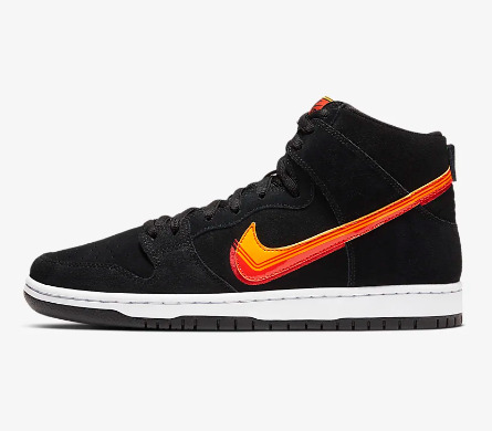 Nike SB Dunk High Pro 男士小倒勾运动鞋/休闲滑板鞋 145加元+包邮!