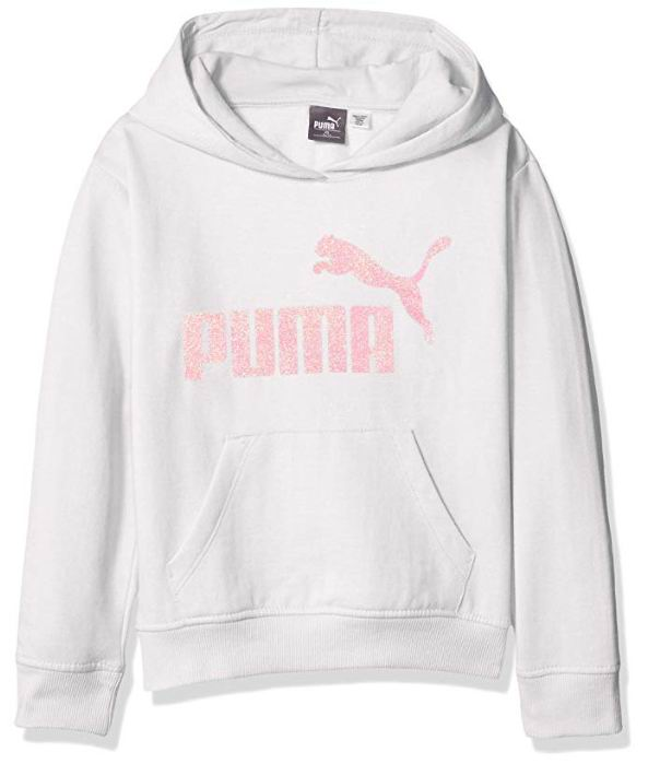 PUMA 女童No. 1 Logo 卫衣 19.17加元(4码),原价 37.29加元