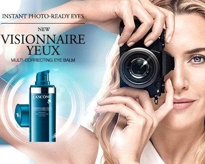 Lancome 兰蔻 Visionnaire微修护系列护肤品 、眼影腮红盘 7.5折 23加元起特卖!