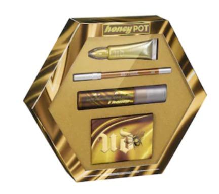 URBAN DECAY Honey Pot Set眼影套装 56加元(价值 125加元)+包邮!