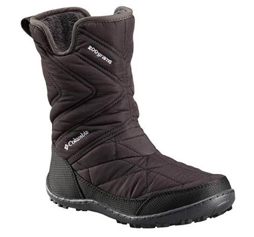 Columbia Minx Slip III大男童雪地靴  66.9加元,原价 100加元,包邮