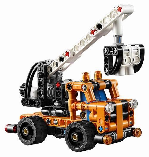 LEGO 乐高 42088 车载式吊车 8折 11.87加元,原价 13.99加元