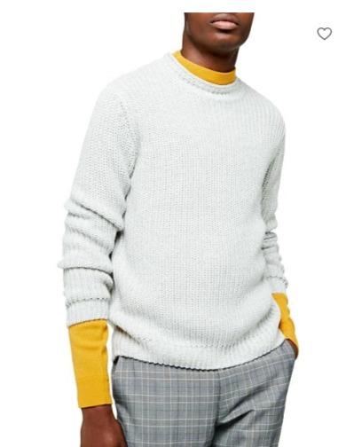 精选 TOPSHOP、TOPMAN品牌服饰 1.3折起清仓特卖:牛仔裤10加元、毛衣20加元、泰迪熊大衣70加元