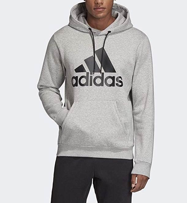 Adidas Mh Bos 男士卫衣 3.2折 24.1加元(XSTP),原价 75加元