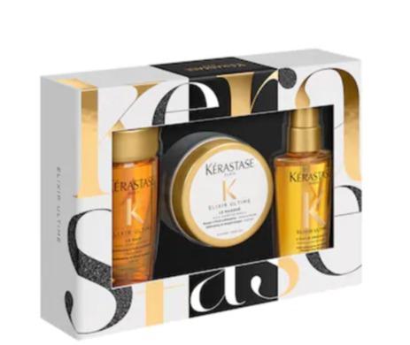 Kerastase Elixir Ultime极致全效修护精华护发套装 50.4加元(价值72加元)+包邮!