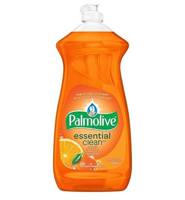 Palmolive 柠檬/柑橘香味洗洁精 828毫升 2.47加元