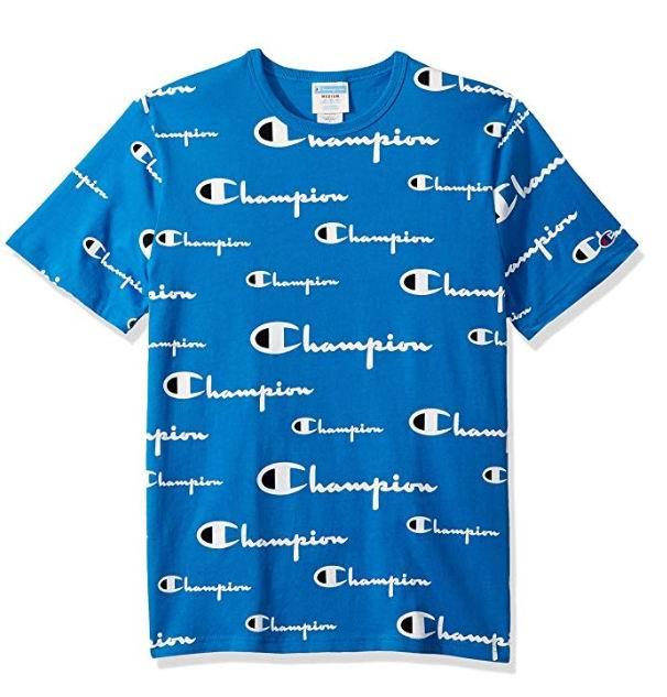 Champion 男士T恤 21.04加元(L码),原价 37.48加元