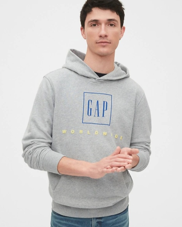 折扣升级!Gap精选舒适又时尚卫衣、运动裤6折起+ 额外7折,折后低至16加元, 让你轻松搞定穿搭难题!
