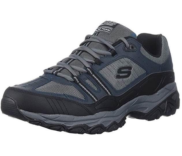 Skechers  Afterburn男士休闲鞋 43.15加元(6.5码),原价 80.6加元,包邮