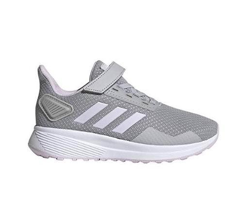 白菜价!Adidas Duramo 9 女童跑鞋 16.25加元(2码)