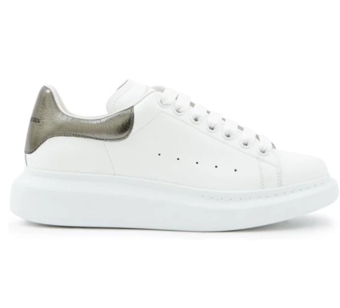 Alexander McQueen 潮人最爱小白鞋 428.57加元(625加元)+包邮无关税!多色可选!内有单品推荐!