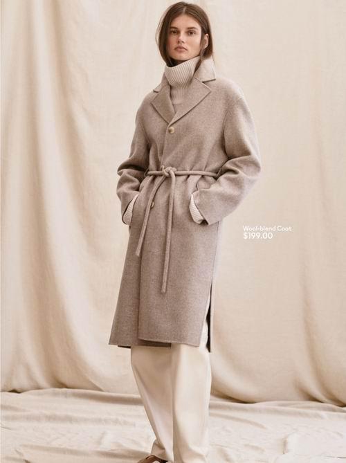 性价比高 H&M Premium Quality 春季新款大衣、毛衣、基础款 会员9折+包邮!