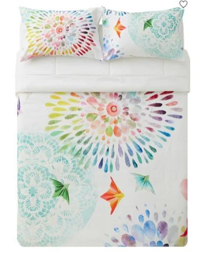白菜速抢!精选 Lacoste、Lucky Brand 、CK等品牌床上用品、羽绒被、枕头等3折起+额外8.5折!