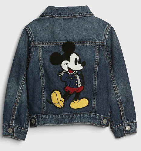 Gap 迪士尼 米奇米妮系列儿童夹克、卫衣、毛衣、套头衫 5折 12加元起特卖!