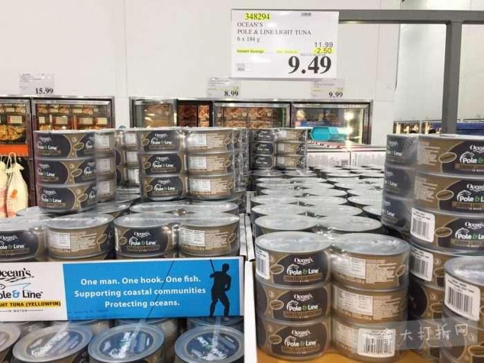 独家!【加西版】Costco店内实拍,有效期至2月16日!烟熏三文鱼.99、马卡龙饼干.99、煎饺.99、床垫9.99、果味维C片.99!