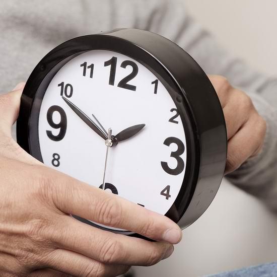 2021年夏令时来了!今天晚上勿忘时钟拨快1小时!